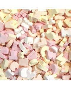 ABC Candy Letters 1.75kg