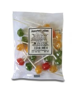 Assorted Lollies 175g x 24