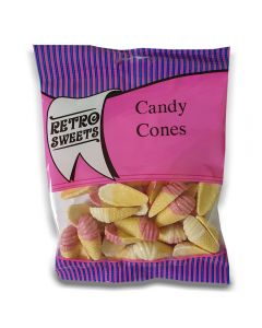 Candy Cones 150g x 12