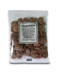 Chocolate Buttons 200g x 24
