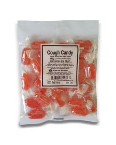 Cough Candy Twists 225g x 24