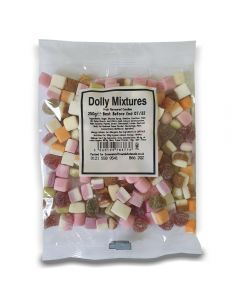 Dolly Mixtures 250g x 24