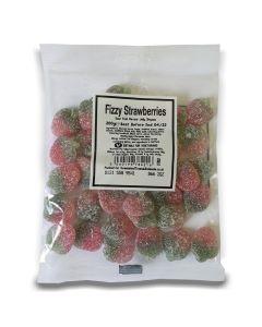 Fizzy Strawberries 225g x 24