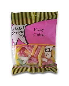Halal Fizzy Chips 150g x 12
