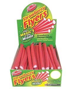 Strawberry Flyers x 40