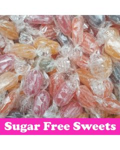 Sugar Free Fruit Drops 2kg