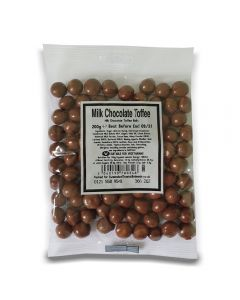 Toffee Poppets 200g x 24