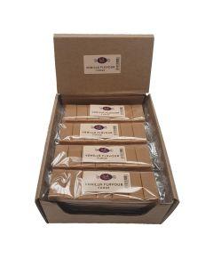 A wholesale case of vanilla fudge bars