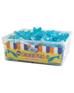 Blue Dolphins Tub x 60
