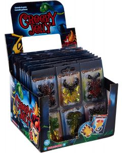 A wholesale case of creepy jelly sweets