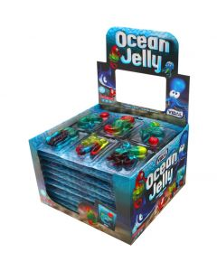 A wholesale case of ocean themed jelly sweets